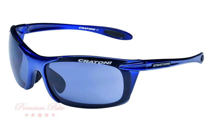 Cratoni Велоочки AIR BLAST dark-blue