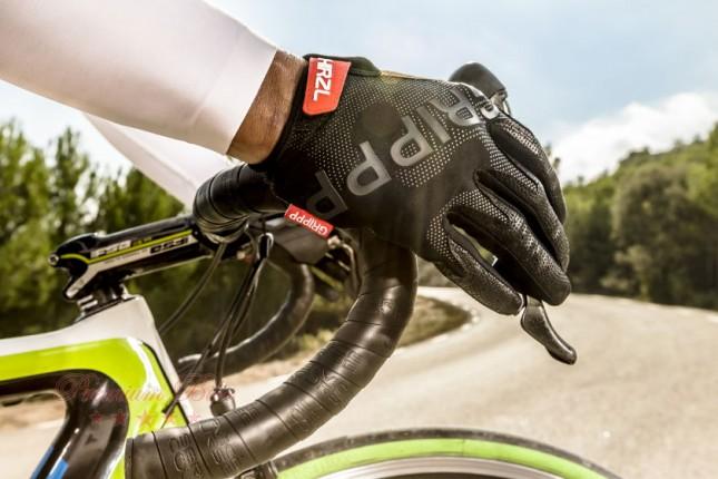 Hirzl Велосипедные перчатки Hirzl GRIPPP Tour FF 2.0 black|black