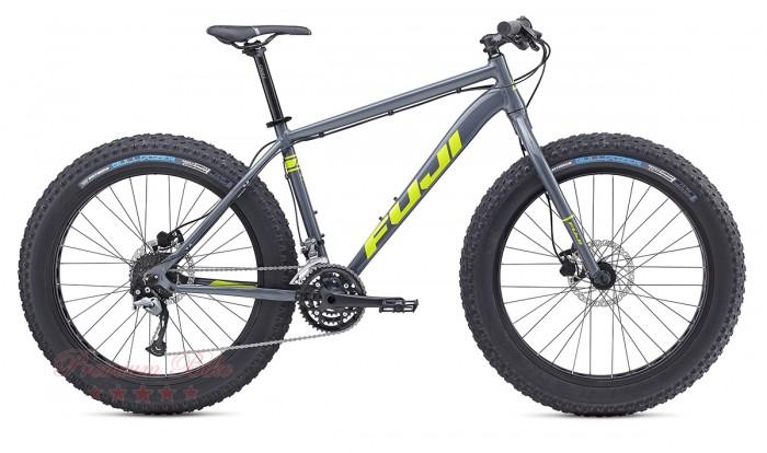 "FUJI Bikes Велосипед фэтбайк Fuji Wendigo 26"" 2.3"