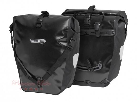 Ortlieb Велосипедная гермосумка Back Roller Classic black