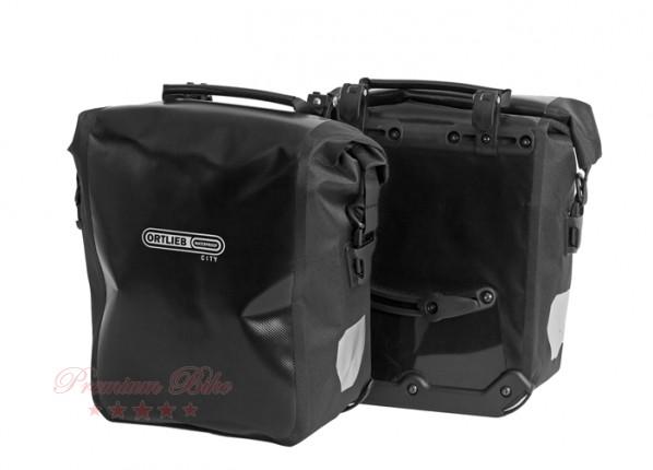 Ortlieb Велосипедная гермосумка Sport Roller City black