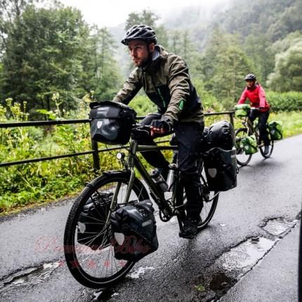 Ortlieb Велосипедная гермосумка Ultimate Six Classic asphalt/black 7 л