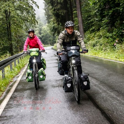 Ortlieb Велосипедная гермосумка Ultimate Six Classic asphalt/black 8,5 л
