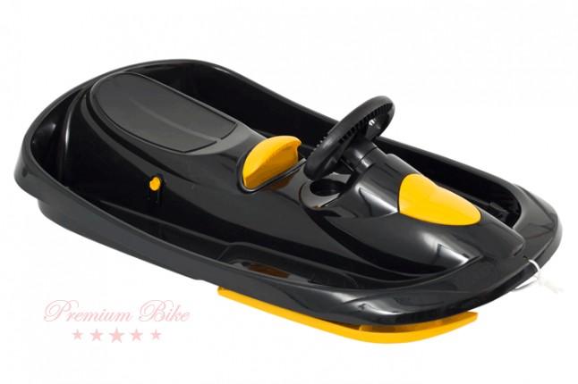 Hamax —анки управл¤емые Sno Action черные/желтые