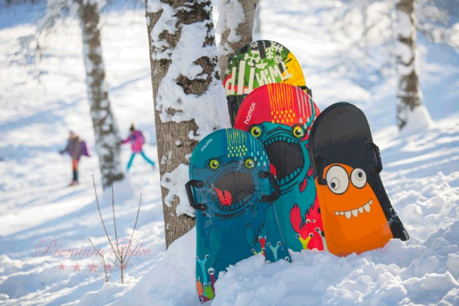 Hamax Санки-снегосерфер Free Surfer