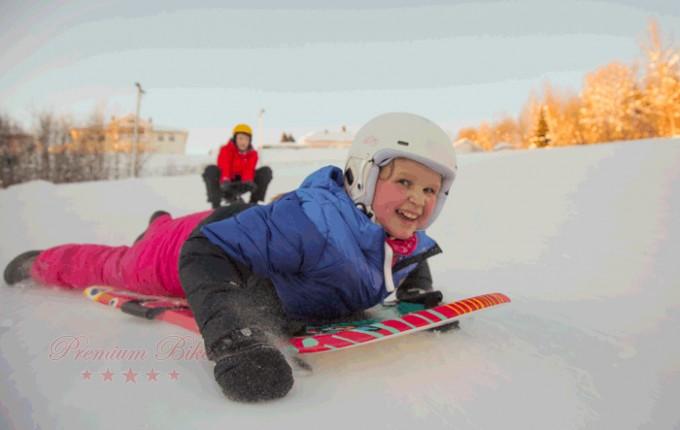 Hamax Санки-снегосерфер Mini Surfer