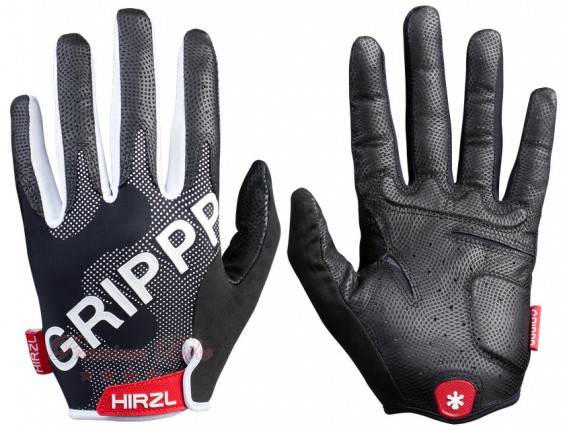 Hirzl Велосипедные перчатки Hirzl GRIPPP Tour FF 2.0 white/black
