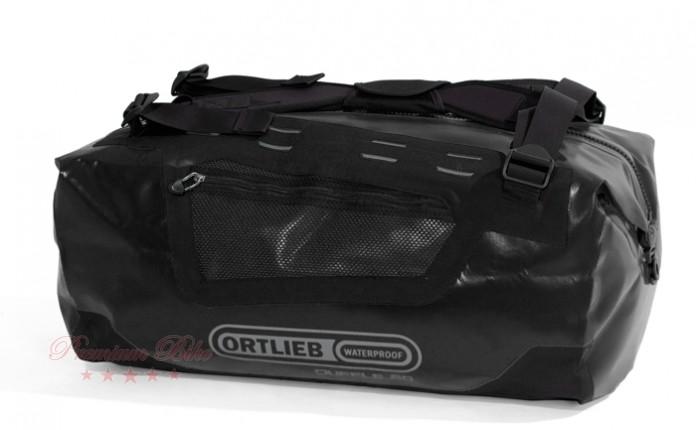 Ortlieb Гермобаул-рюкзак Duffle black 60 л