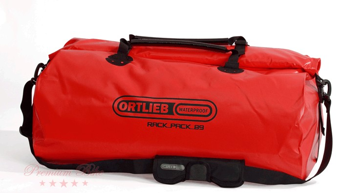 Ortlieb Гермобаул Rack-Pack red 89 л