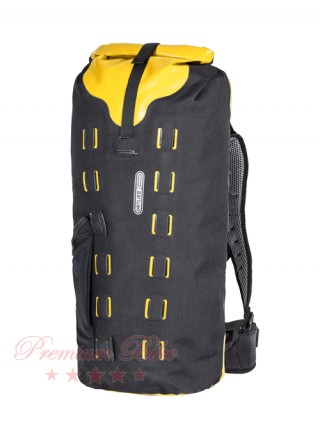 Ortlieb Гермомешок-рюкзак Gear-Pack  black-sunyellow 32 л