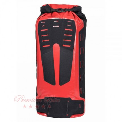 Ortlieb Гермомешок-рюкзак Gear-Pack  black-red 45 л