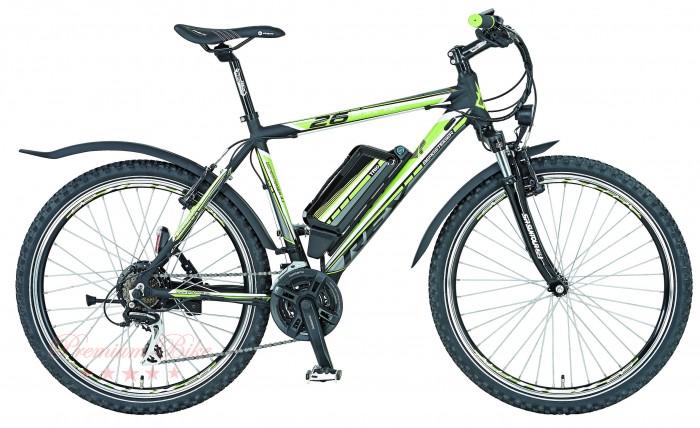 Rex Bike Электровелосипед REX BERGSTEIGER 4.0