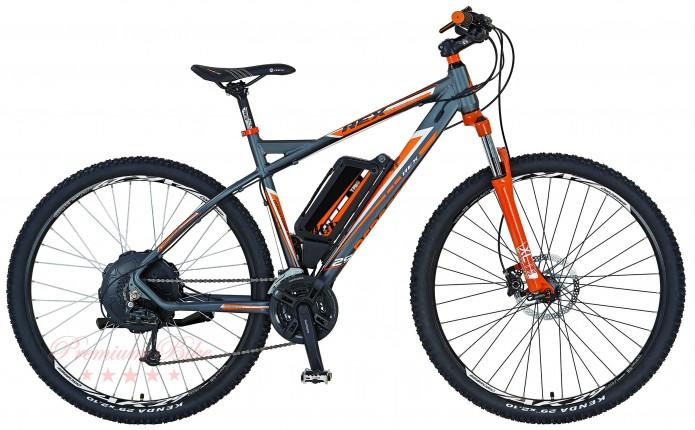 "Rex Bike Электровелосипед REX BERGSTEIGER 6.8 29"""