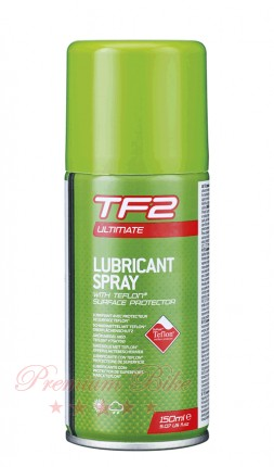 Weldtite Смазка велосипедная с тефлоном TF2 Ultimate Aerosol Spray with Teflon® 150 мл