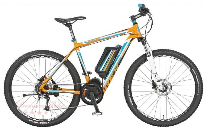 Rex Bike Электровелосипед REX BERGSTEIGER 4.3
