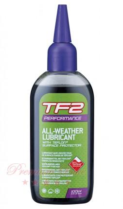 Weldtite Смазка с тефлоном всепогодная TF2 Performance All-Weather Lubricant with Teflon® 100 мл
