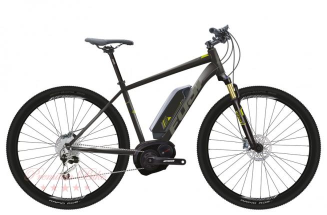 "FUJI Bikes Электровелосипед Fuji Ambient 27,5"" 1.5"