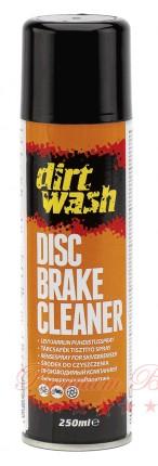 Weldtite Аэрозоль для чистки дисковых тормозов Dirtwash Disc Brake Cleaner 250 мл