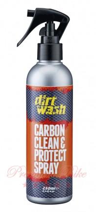 Weldtite Спрей для чистки и защиты карбоновых деталей Dirtwash Carbon Clean & Protect Spray 250 мл