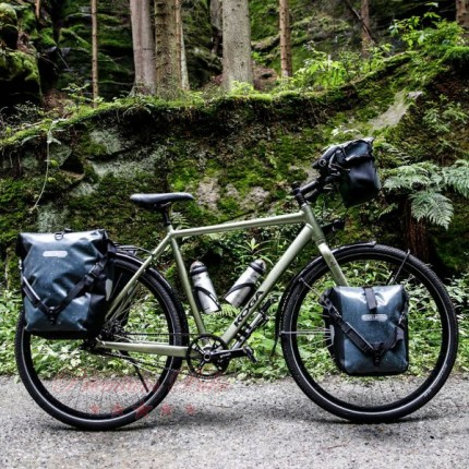 Ortlieb Велосипедная гермосумка Back Roller Classic asphalt-black