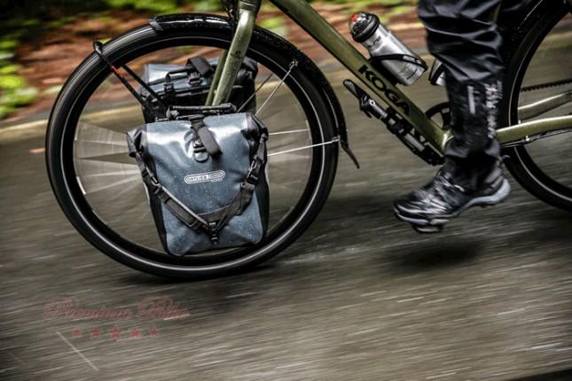 Ortlieb Гермосумка велосипедная SportRoller Classic black 12,5 л