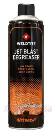 Weldtite ƒегризер высокого давлени¤ Dirtwash Jet Blast Degreaser 500 мл