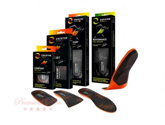 Enertor Стельки под пятку ударопоглощающие COMFORT для спортивной обуви