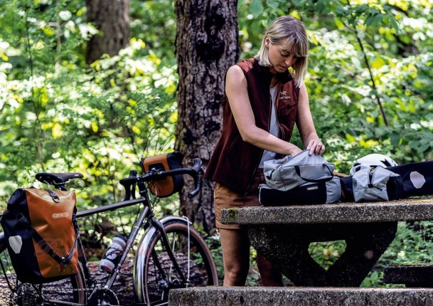 Ortlieb ОрганайзерPacking Cubes for Panniers для велосумки 17 л