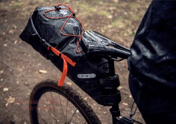 Ortlieb Велосипедная подседельная гермосумка Seat-Pack L black matt