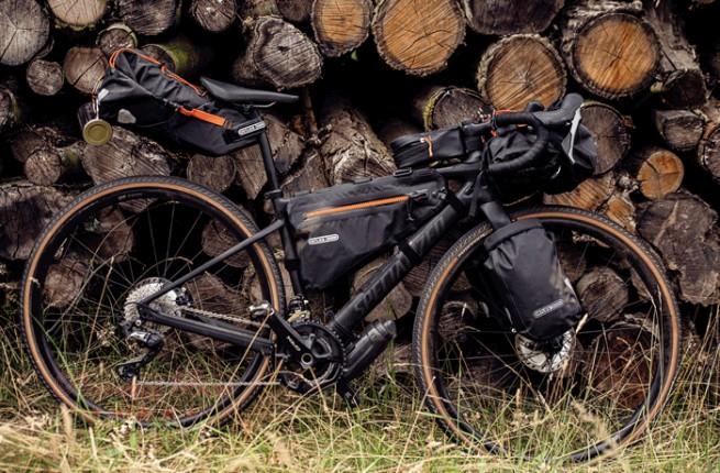 Ortlieb Велосипедная подседельная гермосумка Seat-Pack M black matt