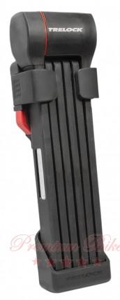 Trelock Велозамок складной сегментный FS 480/100 Cops ZF 480 X-Press Black