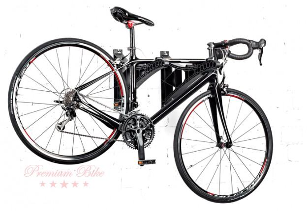 Hebie Велосипедная многофункциональная подножка-стенд  TURRIX, черная