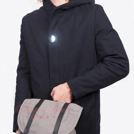 Bookman Фонарик-клипса на одежду Eclipse черный