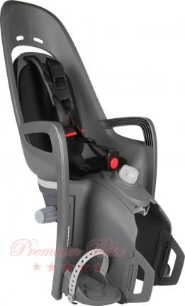 Hamax Велокресло детское HAMAX Zenith Relax на багажник серое/черное