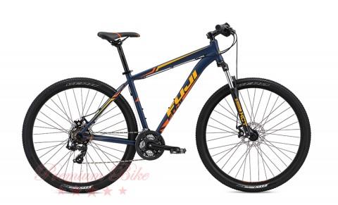"""FUJI Bikes Велосипед горный Fuji Nevada 29"""" 1.9 рама 21"""" черный"""